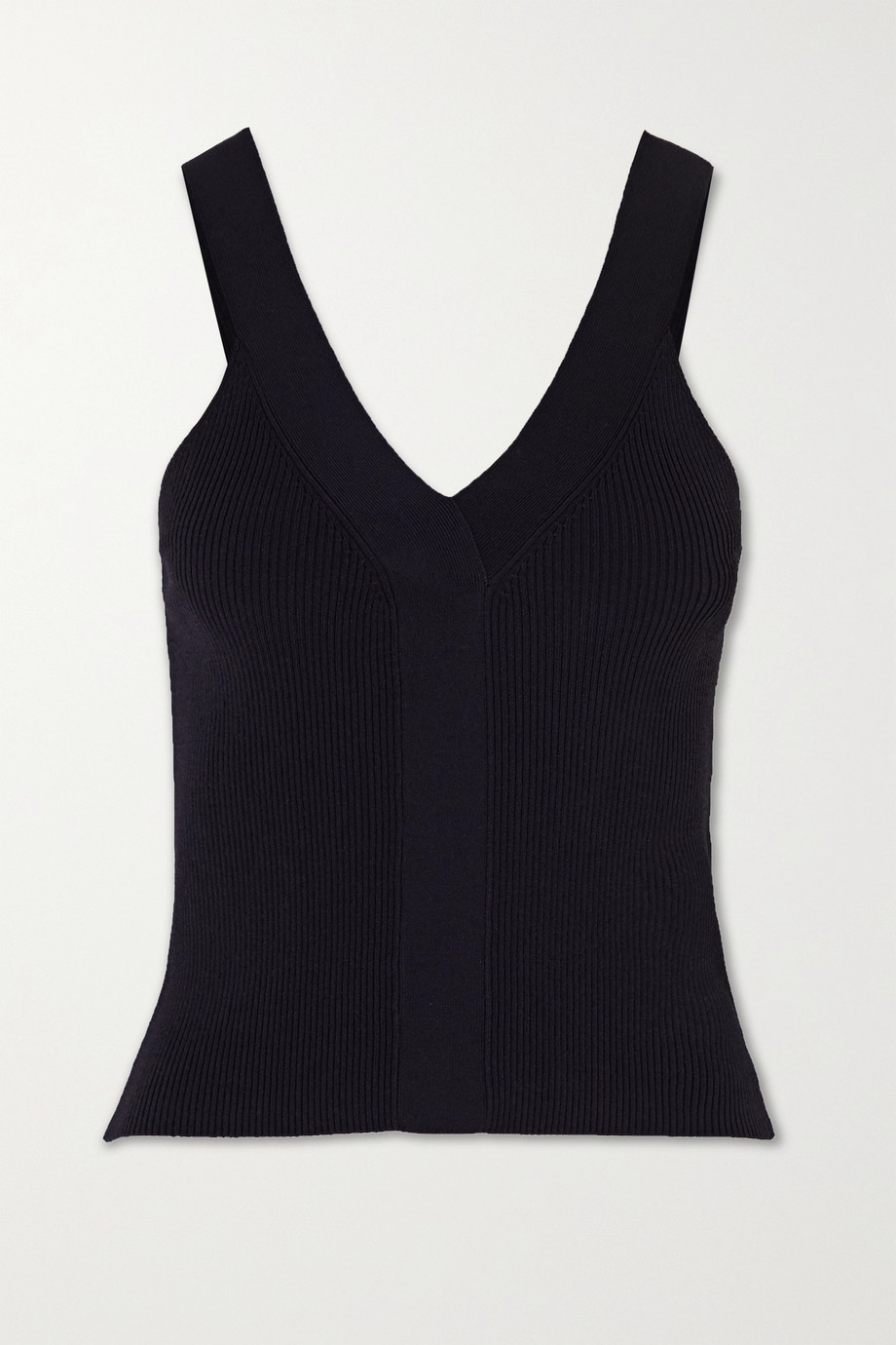 Rokh Stretch-knit tank