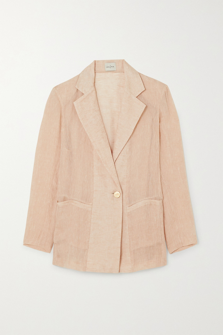 Le Kasha Tima linen blazer