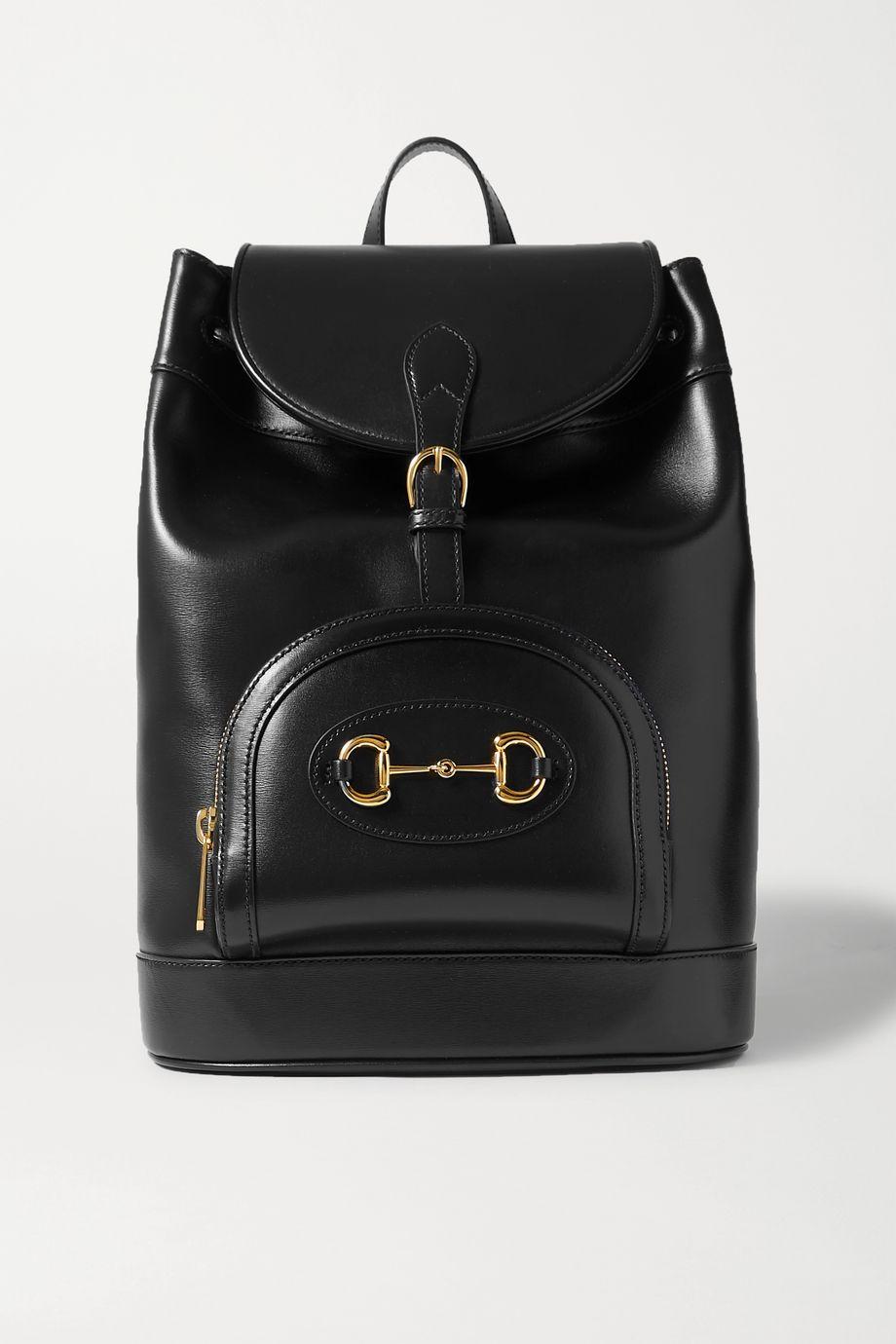 Gucci 1955 Horsebit leather backpack
