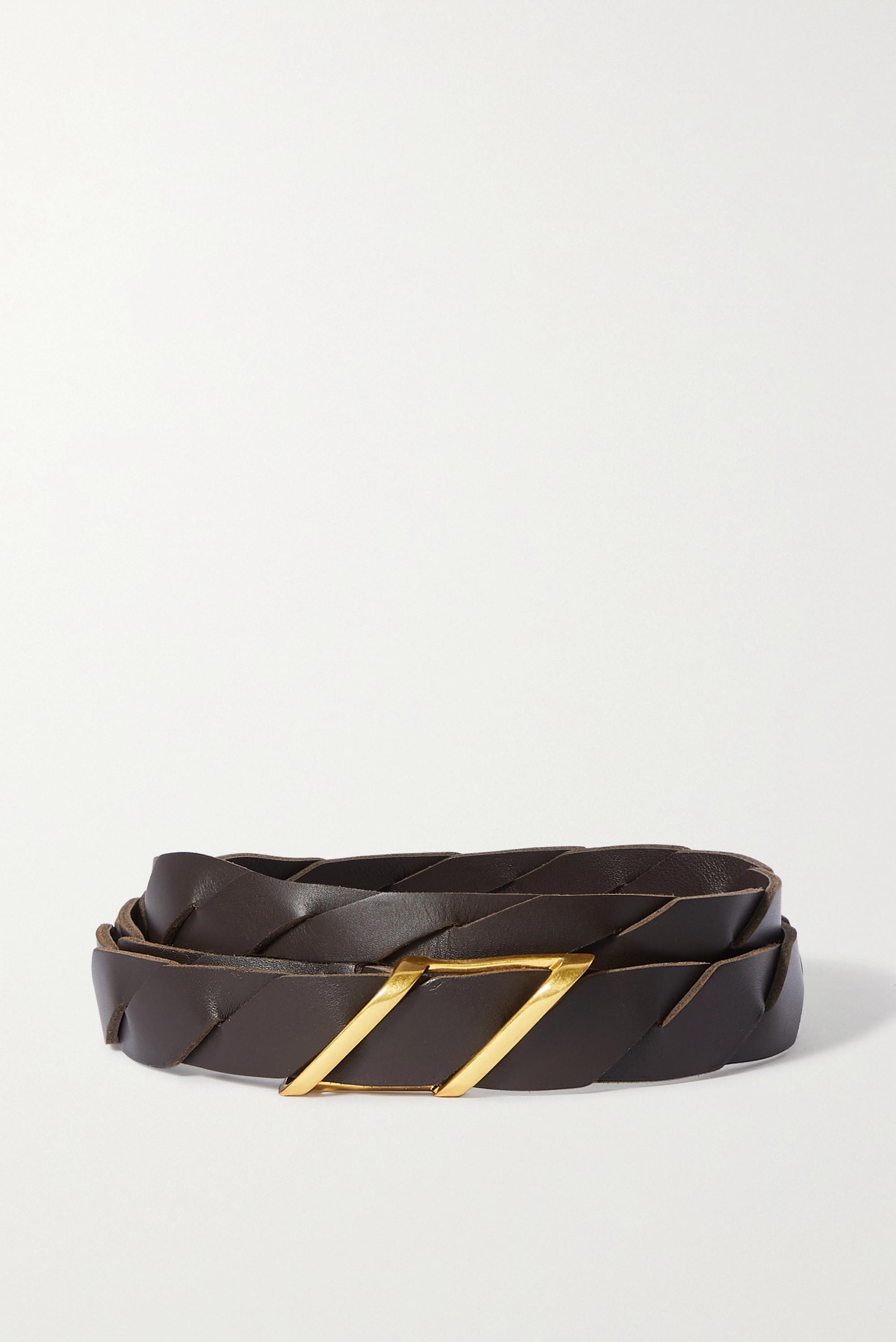 Bottega Veneta - Leather belt