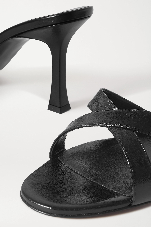 Magda Butrym Latvia 皮革穆勒鞋