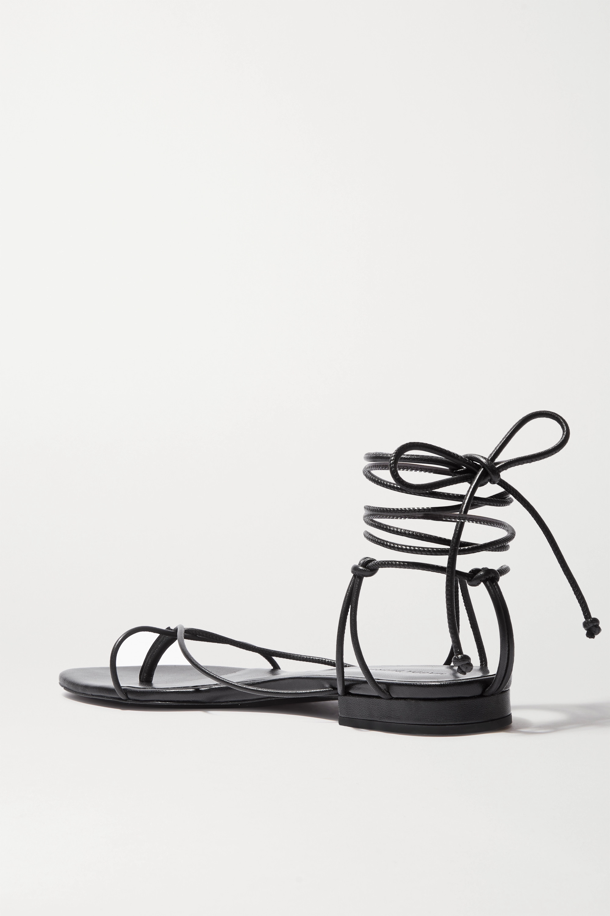 Magda Butrym Sweden leather sandals