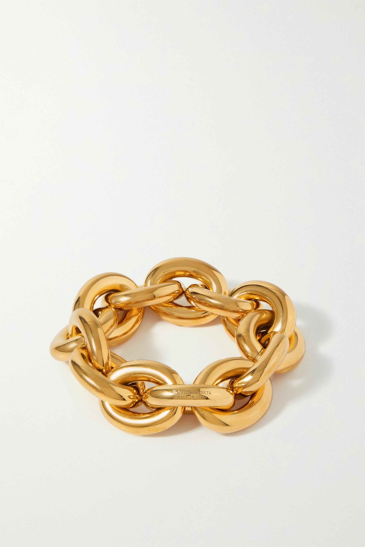 Bottega Veneta 金色手链