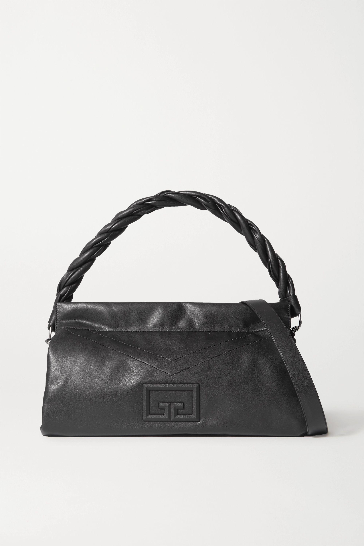 Givenchy ID93 leather shoulder bag