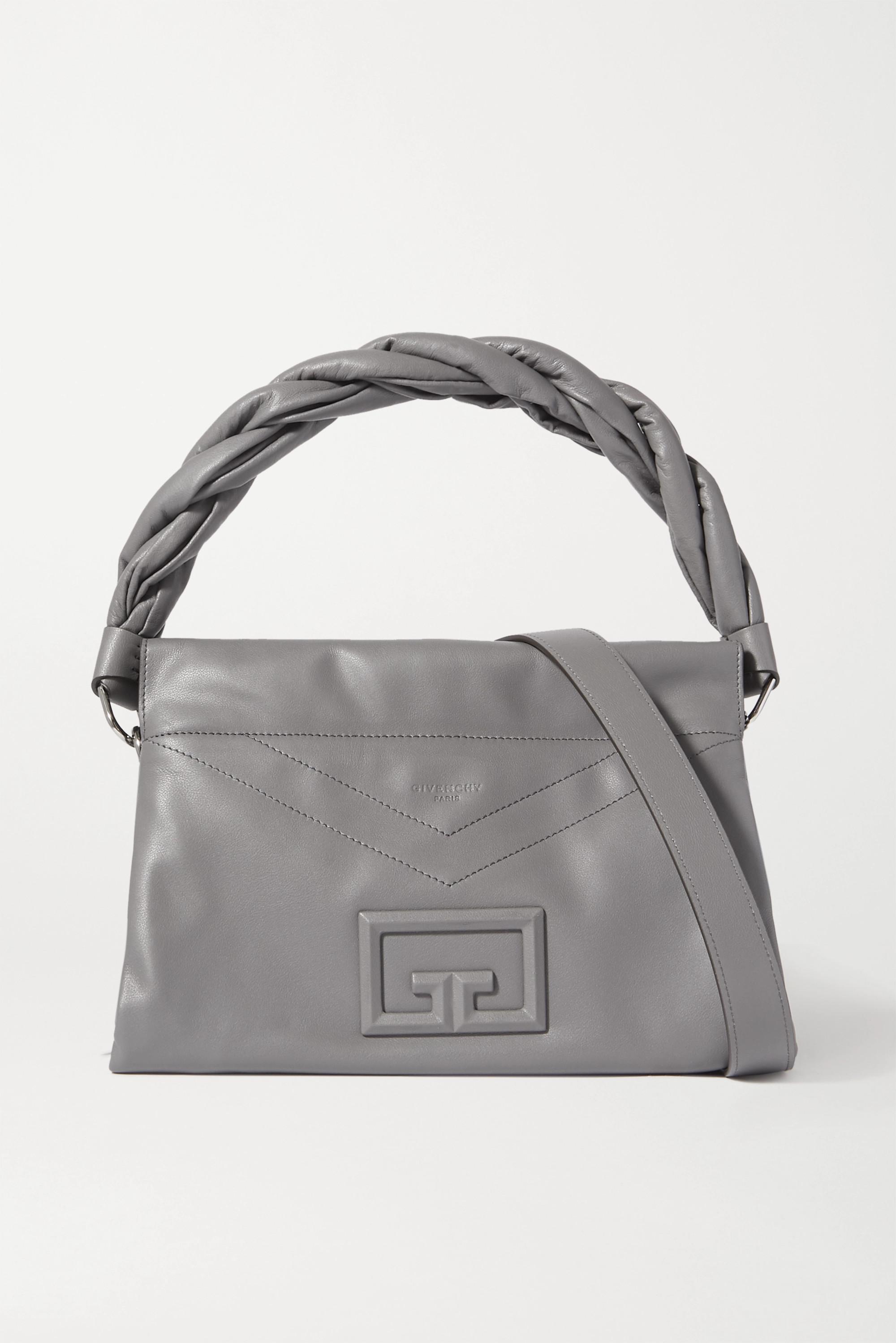 Givenchy ID93 皮革中号单肩包