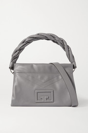 ID93 medium leather shoulder bag