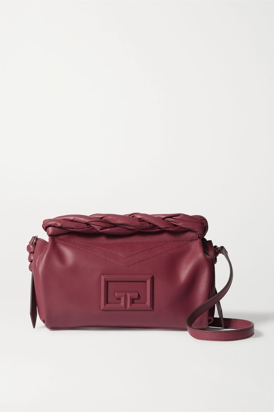 Givenchy ID93 small leather shoulder bag