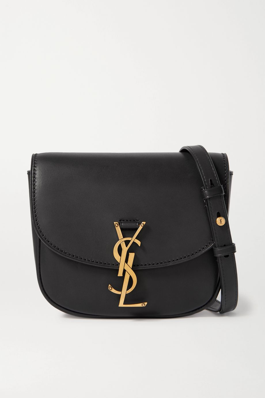 SAINT LAURENT Kaia medium leather shoulder bag