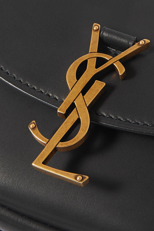 SAINT LAURENT Kaia mini leather shoulder bag