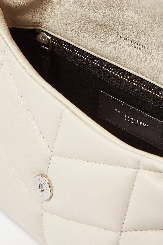 SAINT LAURENT Loulou Toy quilted leather shoulder bag