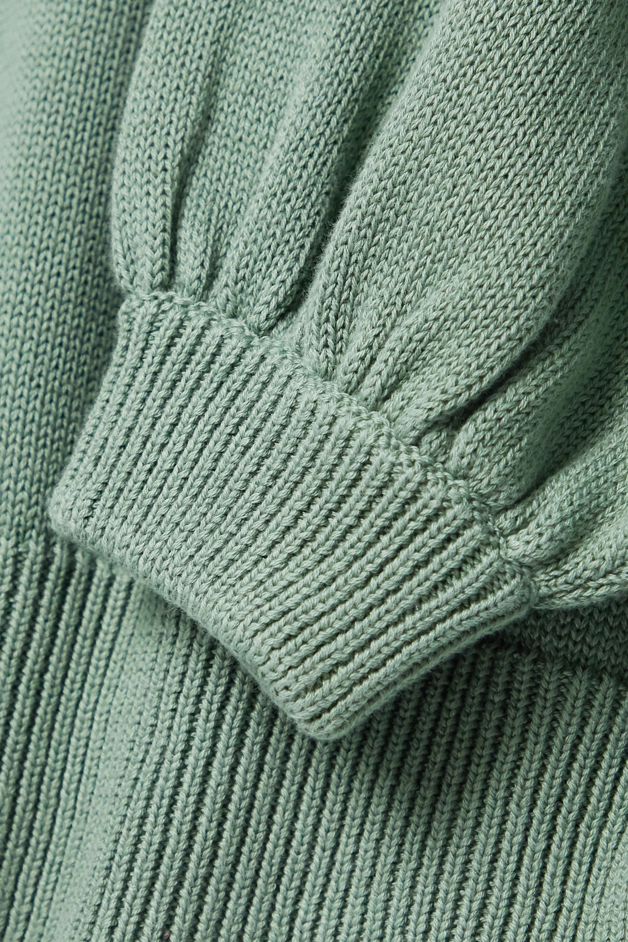 Mr Mittens Oversized cotton sweater