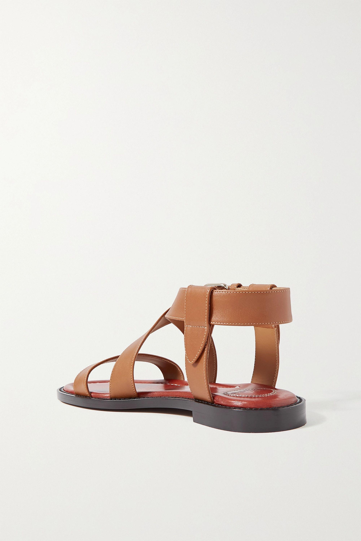 Chloé Aria Sandalen aus Leder