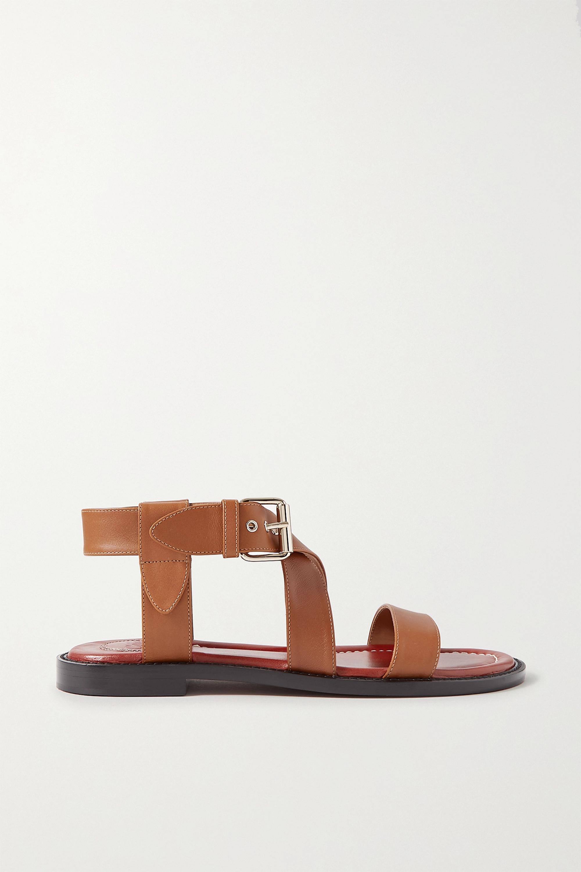 Chloé Aria leather sandals