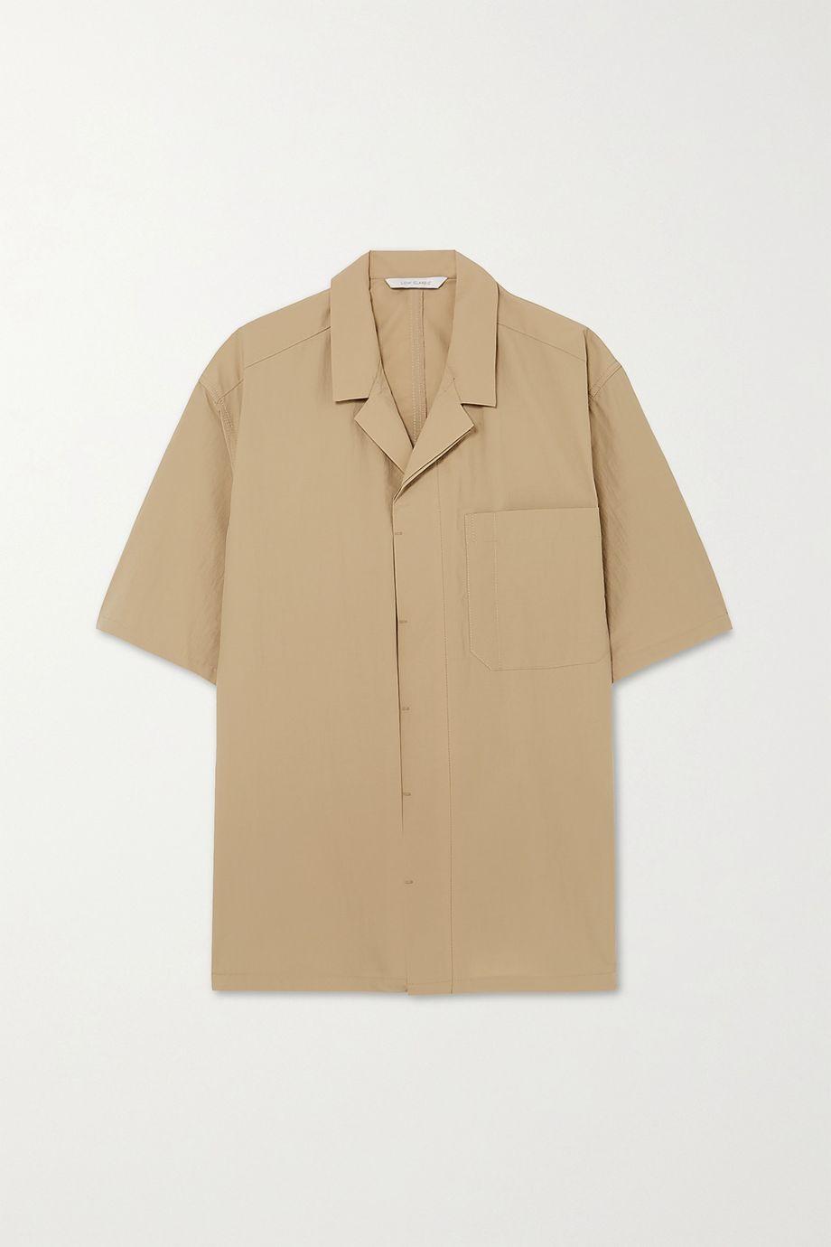 LOW CLASSIC Shell shirt