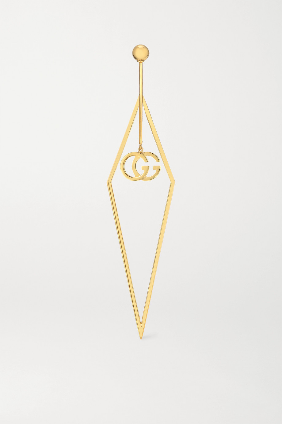 Gucci 18-karat gold earring