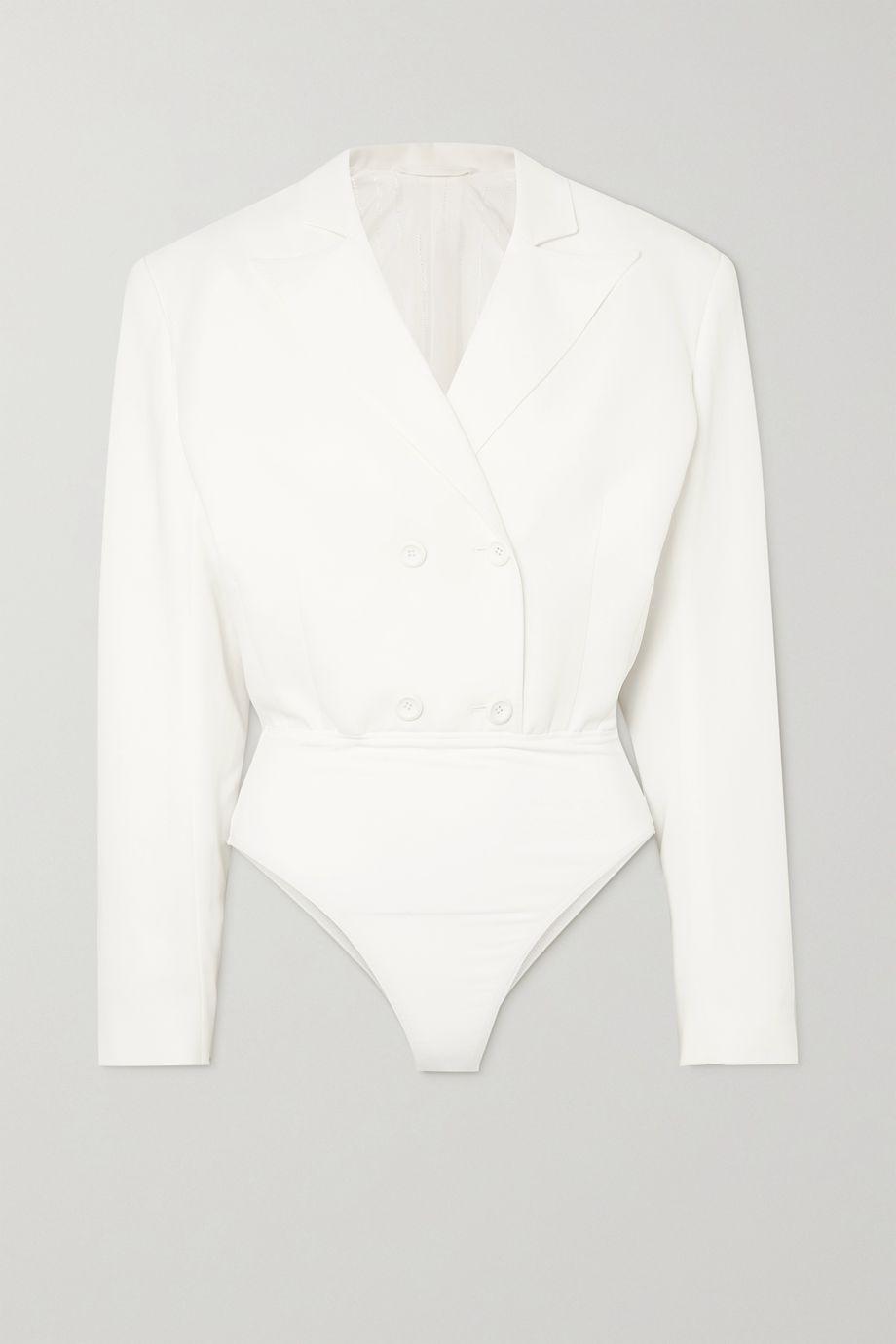 Unravel Project Stretch-cady bodysuit