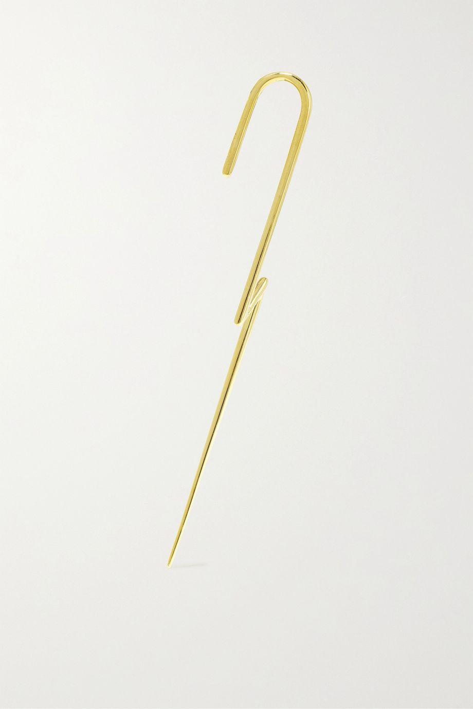KATKIM Flash gold ear pin