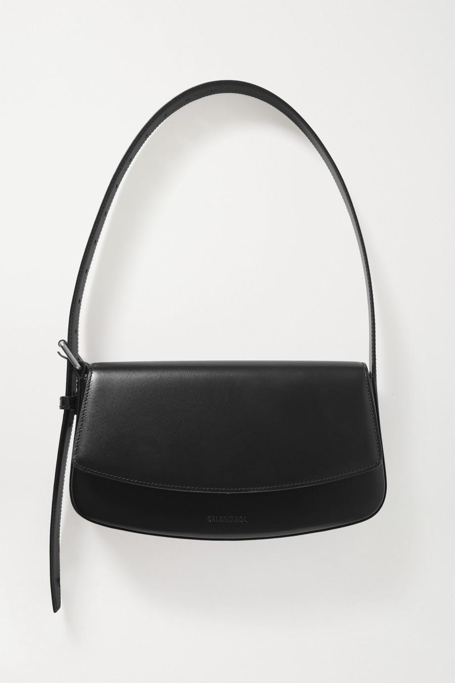 Balenciaga Schultertasche aus Leder