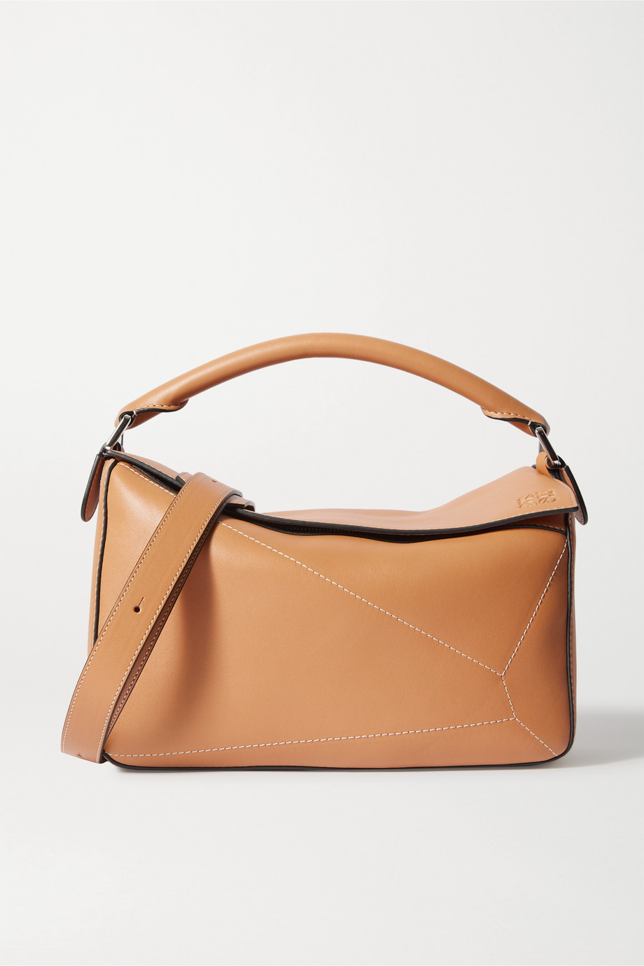 Loewe Puzzle large leather shoulder bag
