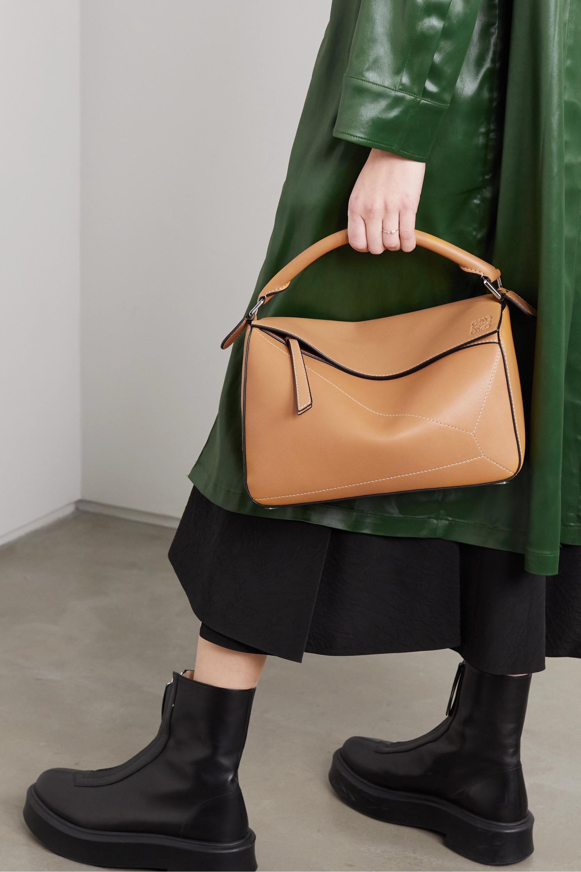 Loewe Puzzle large leather shoulder bag