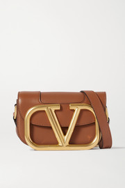 Valentino Valentino Garavani Supervee small leather shoulder bag