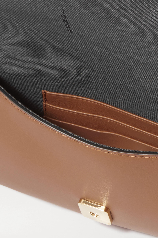 Fendi Duo Baguette leather shoulder bag