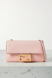 Fendi Duo Baguette leather shoulder bag