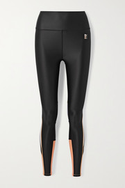 P.E NATION All Sports color-block stretch leggings