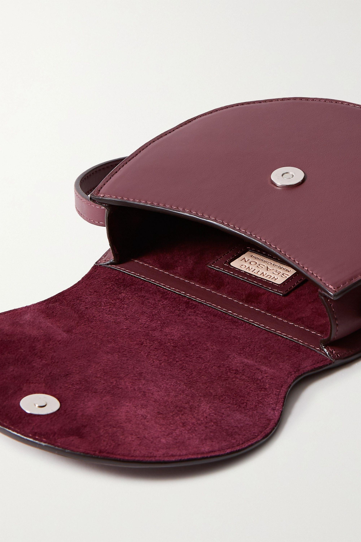 Hunting Season Leather shoulder bag