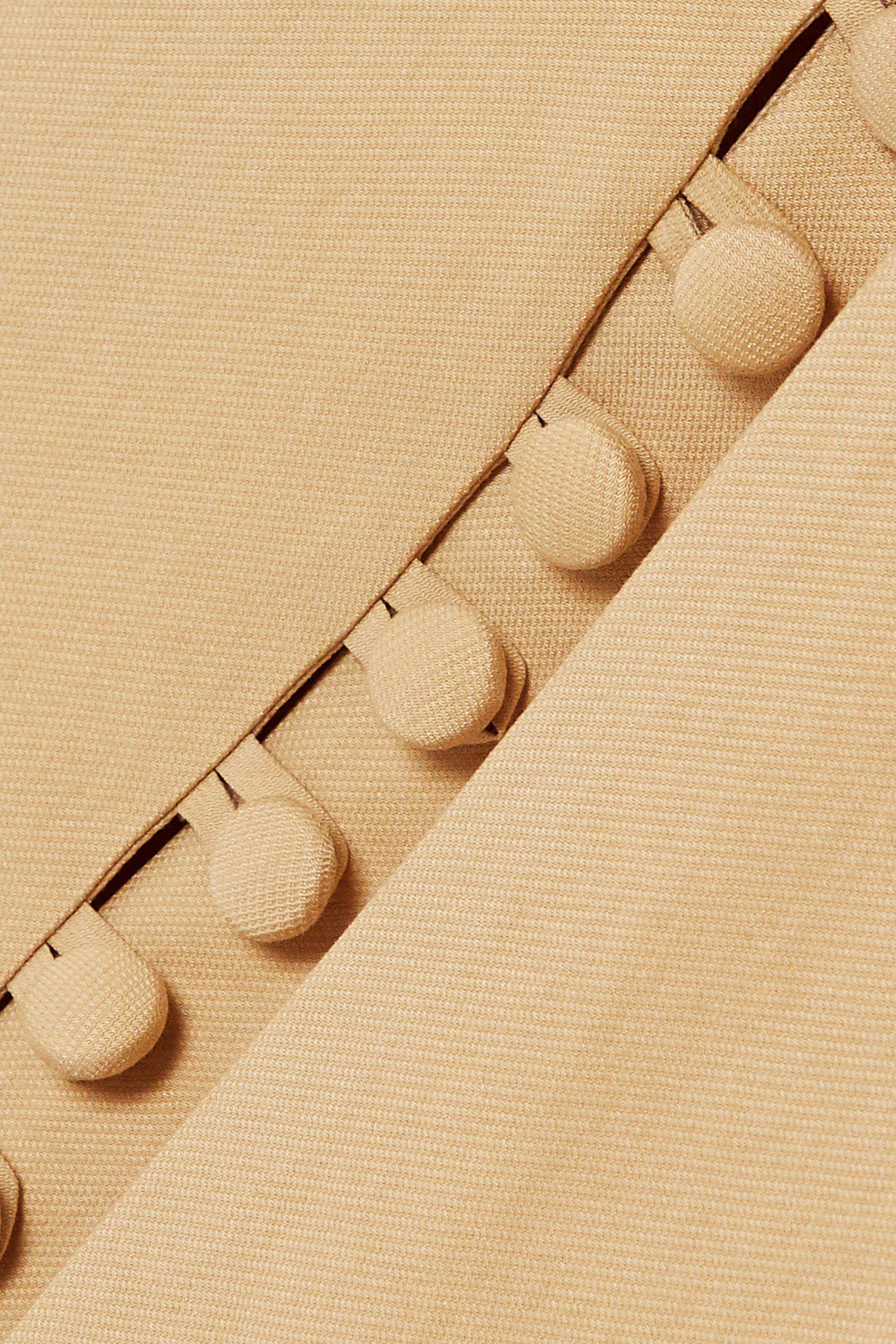 Lado Bokuchava 领口系带梭织女衫