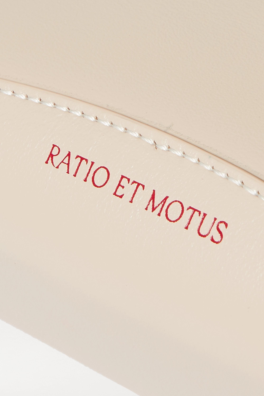 Ratio et Motus Sac porté épaule en cuir Cosmo
