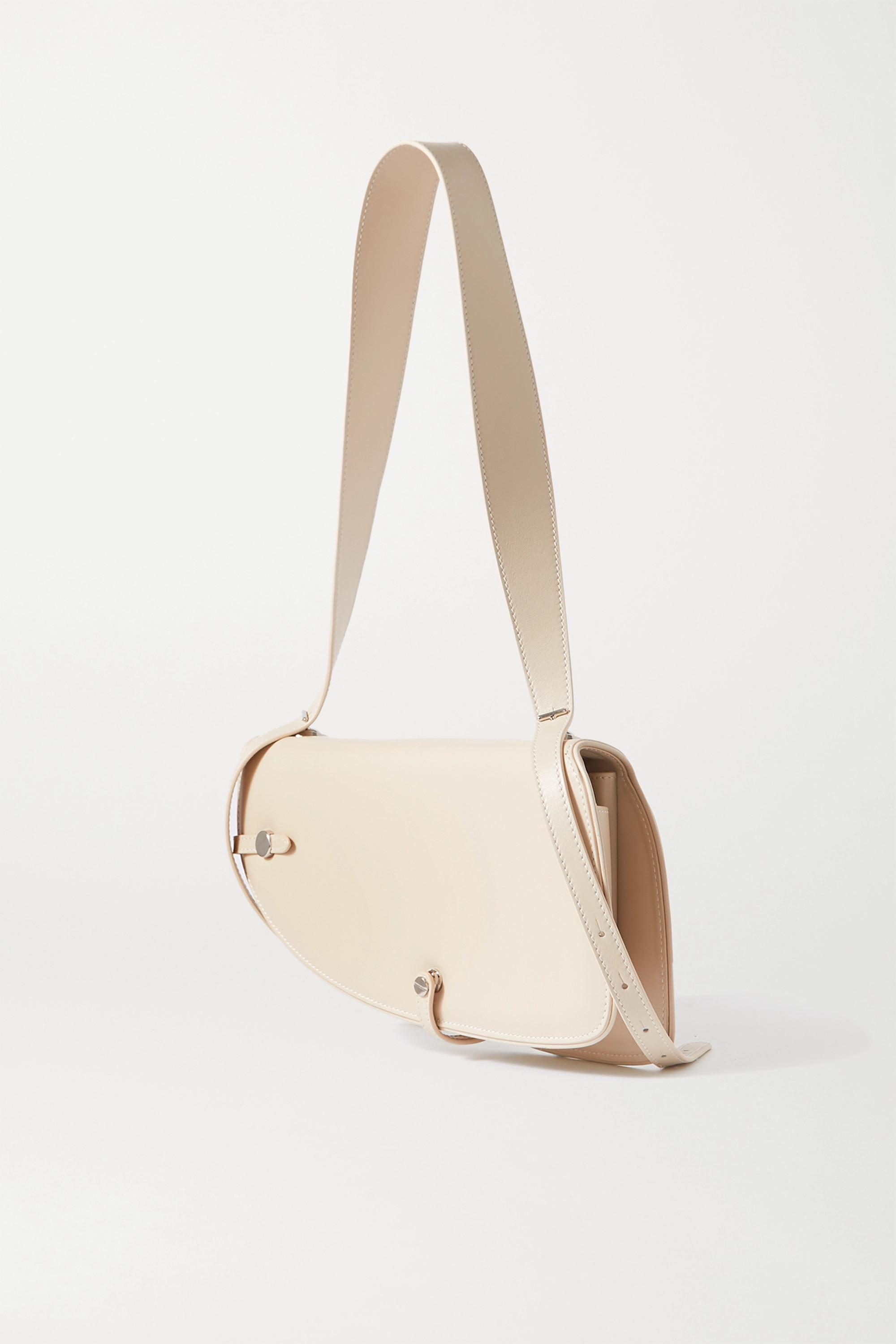 Ratio et Motus Holster leather shoulder bag