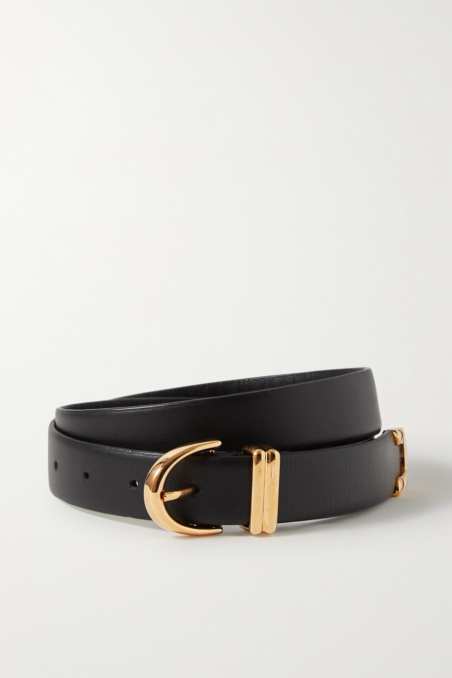 Khaite Bambi leather belt
