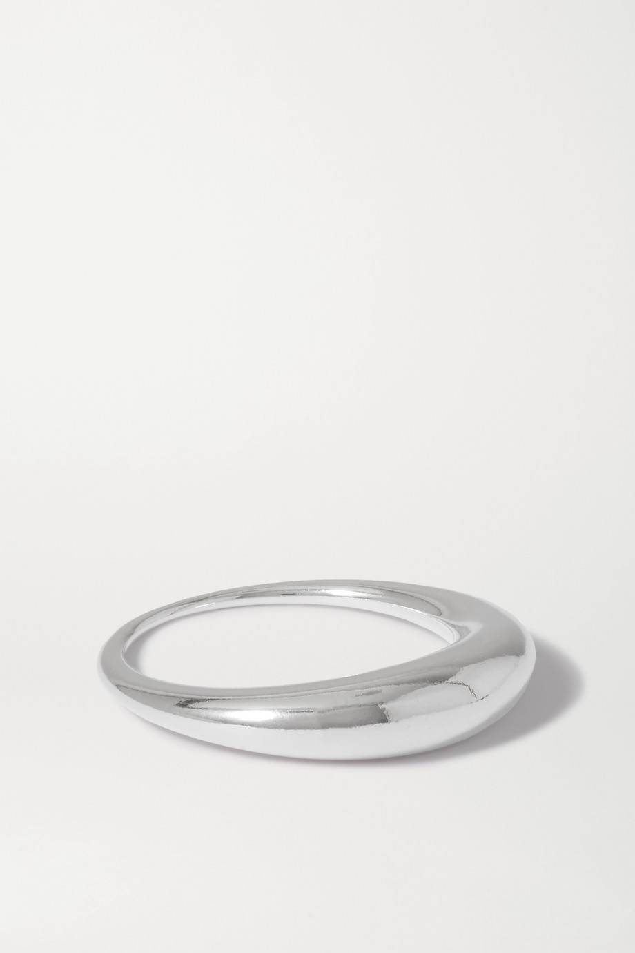 Saskia Diez + NET SUSTAIN Wire silver ring