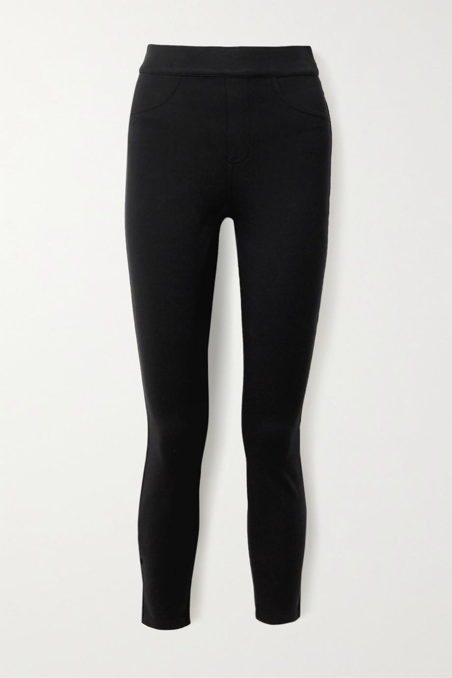 Spanx Stretch-ponte skinny pants