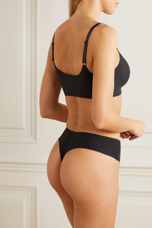 Calvin Klein Underwear Invisibles jersey soft-cup bra