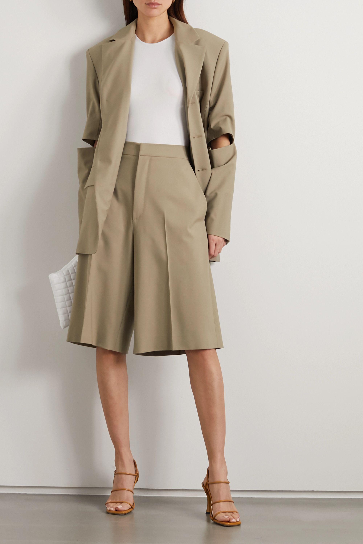 GAUCHERE Priya wool-blend blazer