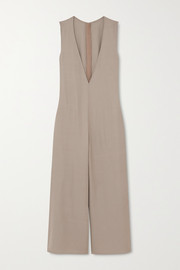 GAUCHERE Passion twill jumpsuit