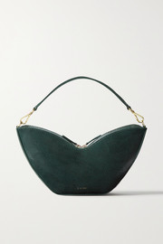 S.Joon Tulip lizard-effect leather shoulder bag