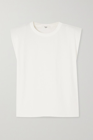 Frankie Shop - Eva Cotton-jersey Tank