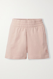 adidas Originals Cotton-jersey shorts