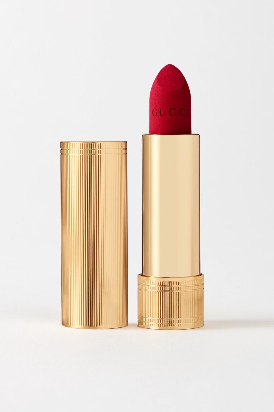 Gucci Beauty Rouge à lèvres mat, Janie Scarlet 509