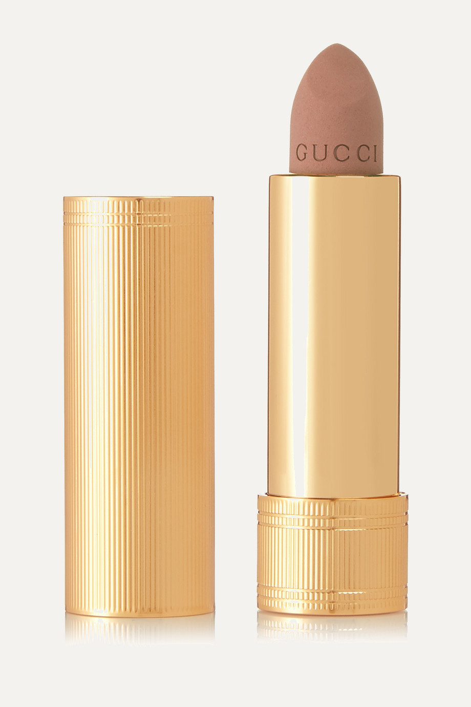 Gucci Beauty Rouge à Lèvres Mat Lipstick – Carol Beige 103 – Lippenstift