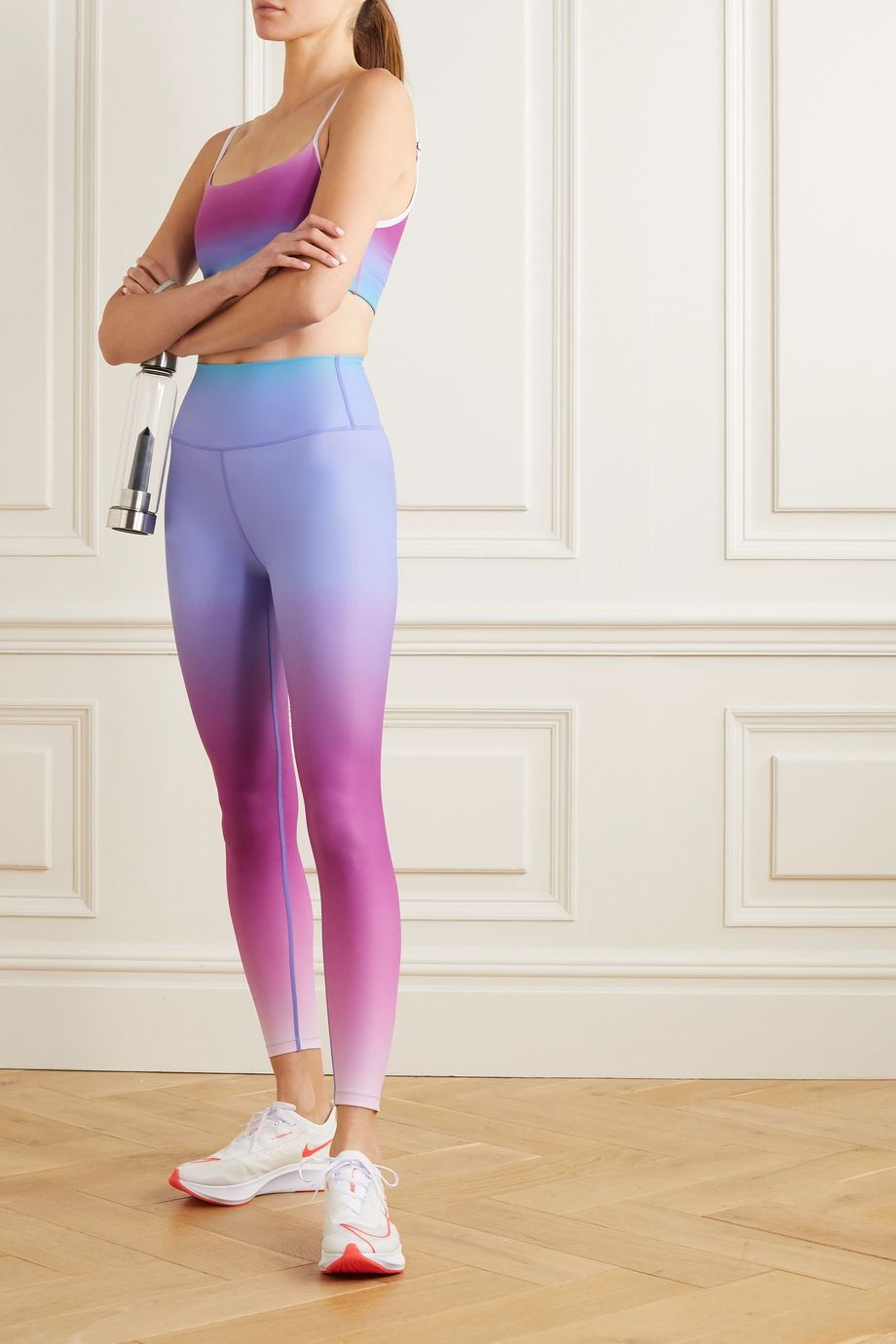 Splits59 Ava ombré stretch leggings