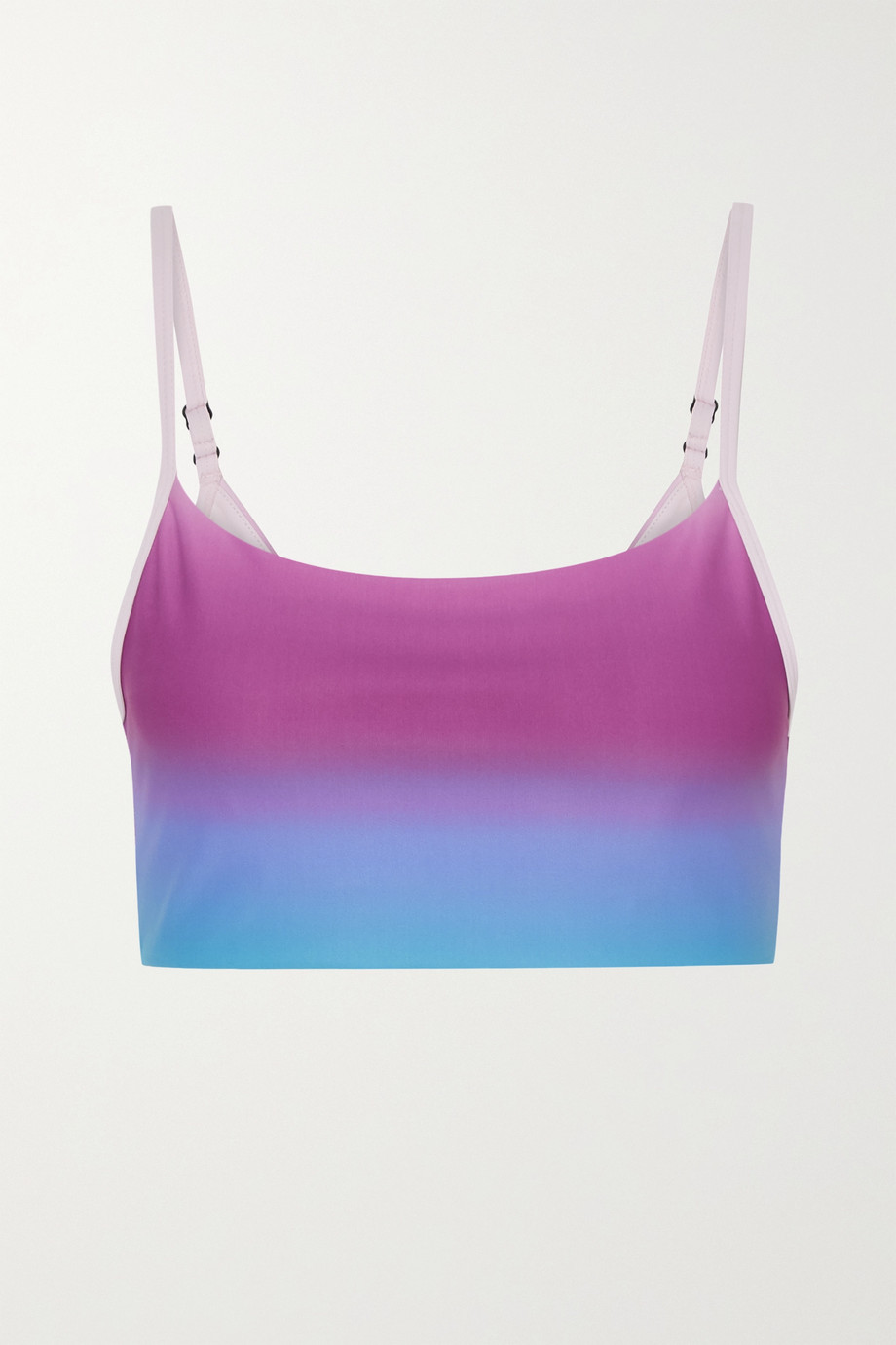 Splits59 Maya ombré stretch sports bra