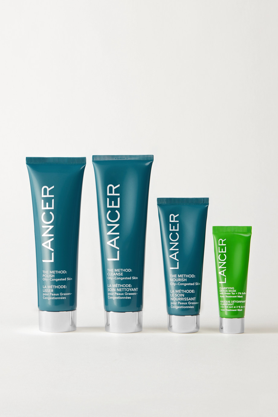 Lancer The Method: Intro Kit, Oily - Congested Skin