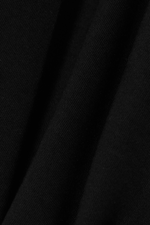 Ninety Percent 【NET SUSTAIN】弹力有机棉质短款上衣