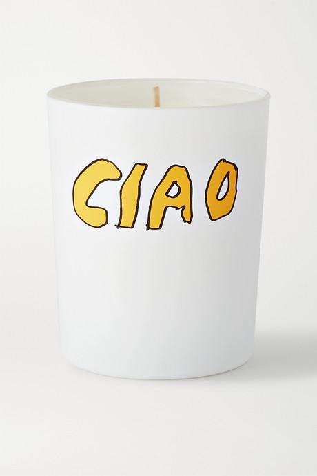White Ciao scented candle, 190g   Bella Freud Parfum rHwNn0