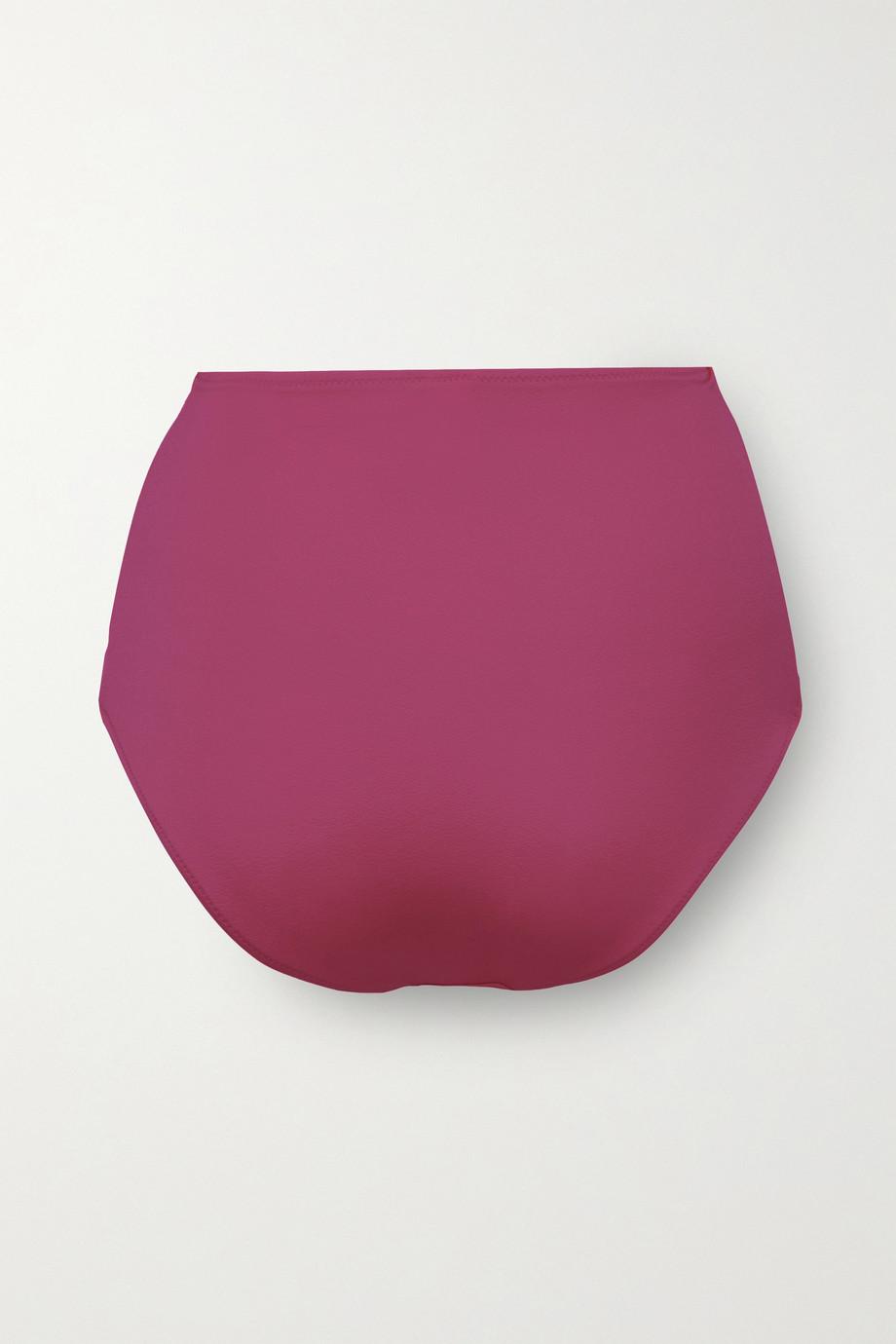 Dodo Bar Or Ritta tie-front bikini briefs