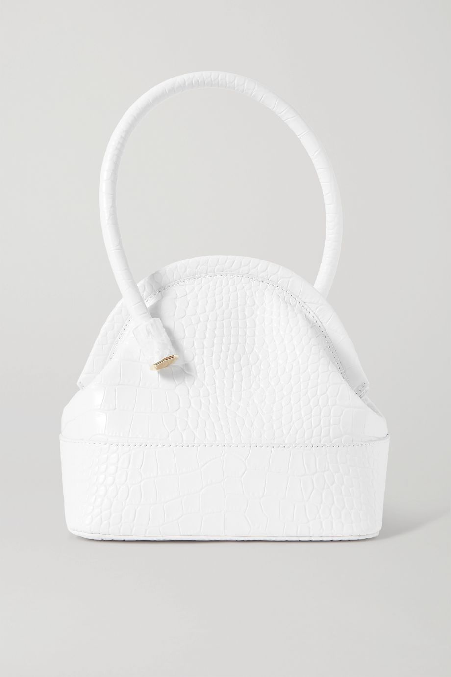 Louise Et Cie Isel croc-effect leather tote